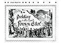 Proletärer i alla land, förenen eder! Affisch för Arbetets majfest 1900.