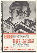 Affisch, SSKF 1932