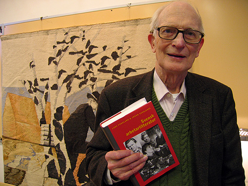 Lars Furuland på Brunnsvik 2006. Foto: Christina Garbergs-Gunn