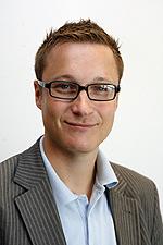 Jesper Johansson. Foto: Växjö universitet.