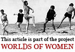 This article is part of the project Worlds of Women - International Material in ARAB's Collections