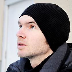 Gabriel Kuhn. Foto: Johan Apel Röstlund