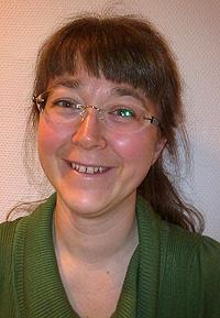 Jenny Jansson. Foto: Lâle Svensson.