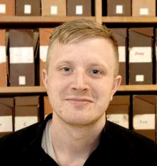 Christoffer Rönnbäck. Foto: Lâle Svensson