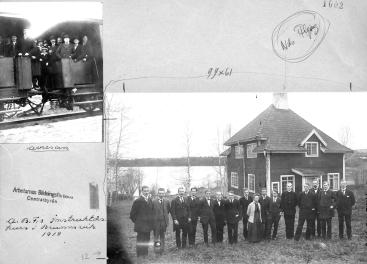 Socialdemokratiska ungdomsförbundets kurs på Brunnsvik 1918