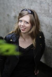 Lina Haskel. Foto: Johanna Norin