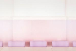 Ett av många verk i utställningen Foto: Lina Haskel