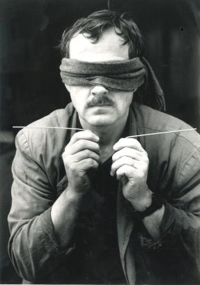 Gunnar Ohrlander, 1990. Fotograf: okänd
