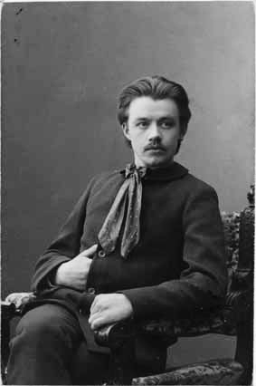 """Einar """"Texas"""" Ljungberg, Fotograf: okänd"""