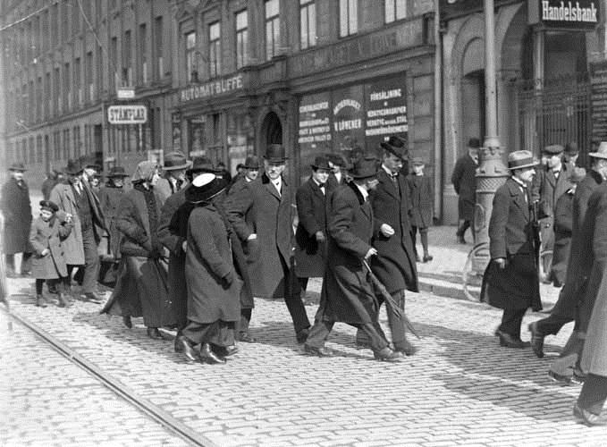 Lenin i Stockholm