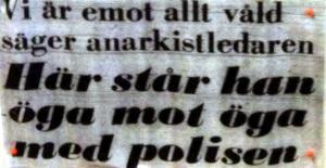 Expressen 7 juni 1972