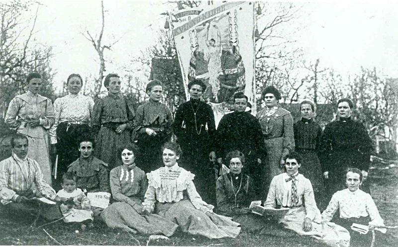 Kiruna Socialdemokratiska kvinnoklubb 1904