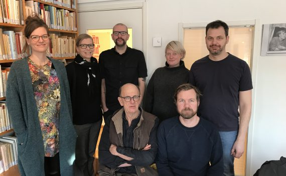 Projektgrupp 2018 Allmän rösträtt? Rösträttens begränsningar i Sverige efter 1921