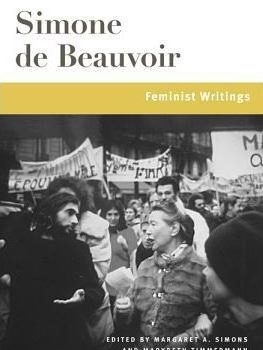 Bokomslag av Simone de Beauvoir