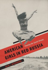 Bokomslag, American Girls in Red Russia
