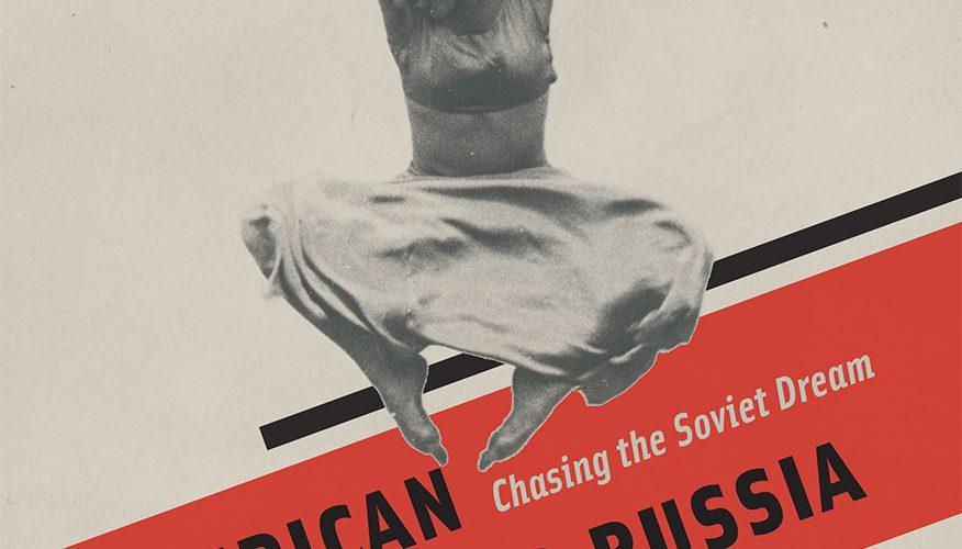 Bokomslag, American Girls in Red Russia