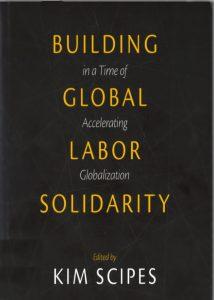 Bokomslag, Building Global Solidarity