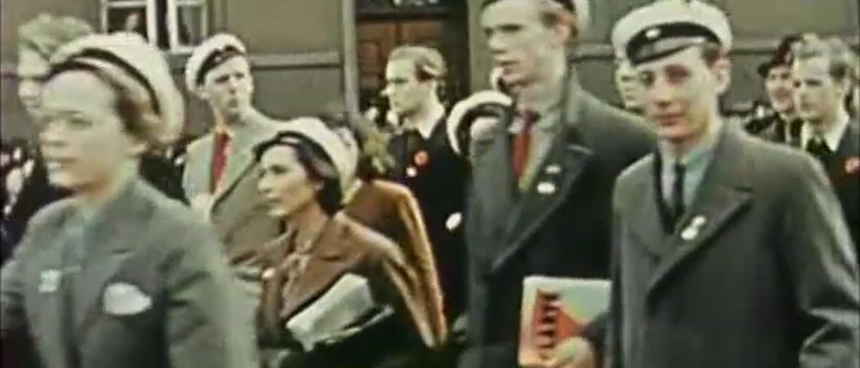 Första maj 1939, Stockholm