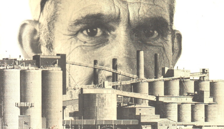 Utsnitt från bokomslag Gräv där du står Sven Lindqvist