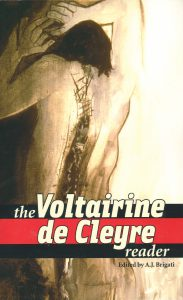 Voltairine de Cleyre, cover