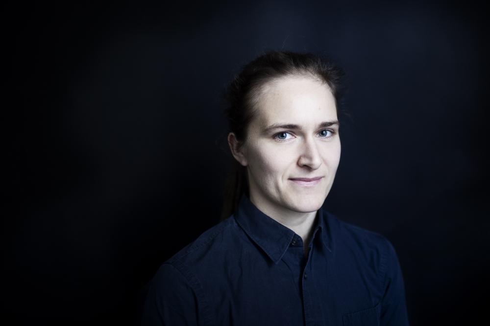Nina Trige Andersen, fotograf: Tine Sletting