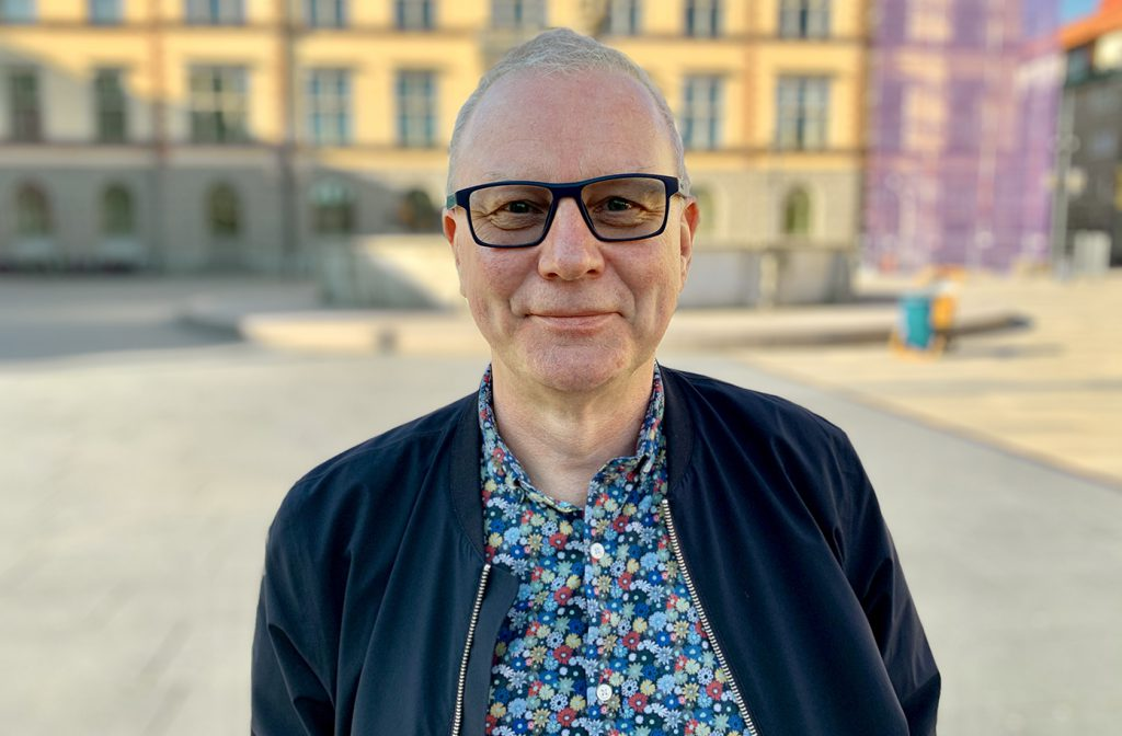 Håkan Nilsson, från ABF Södermanland, tillträder som ny chef för ARAB i augusti.