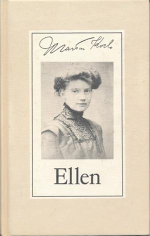 """Bokomslag till """"Ellen: en liten historia"""" av Martin Koch."""