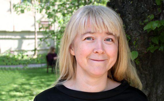 Jenny Jansson tilldelas Kjersti Bosdotter-priset 2019