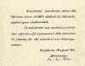 Gåvobrev (5.000 kr) från Brevskolan till ABF, 1944.