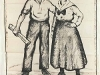 Affisch: Män och kvinnor! (1919). Konstnär: Nils Melander