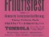 Affisch: Stor friluftsfest (1919)