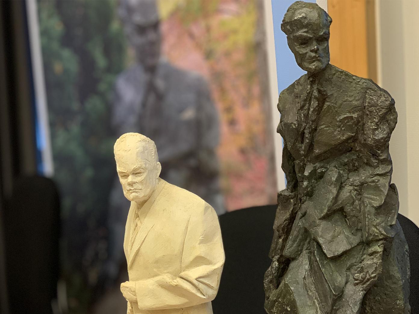 Fridegard-skulpturer