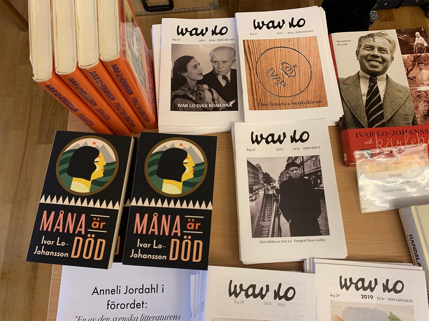 Ivar-Lo-books