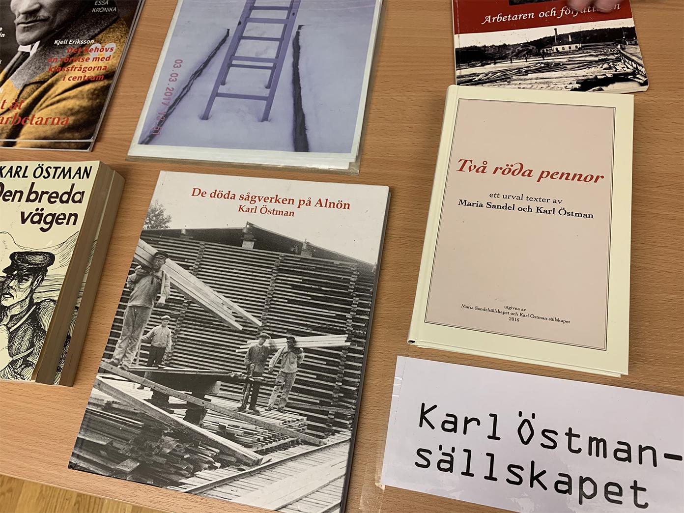 Karl-Ostman-books