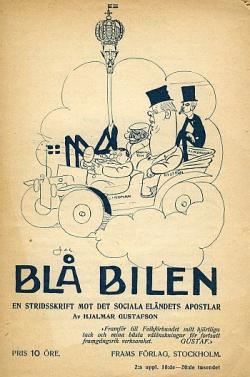 Blå bilen (stridsskrift)
