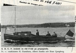 Röda F-båten