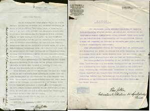 Zetkin to Balabanova 23/4 1917