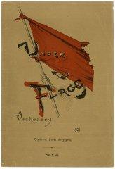Under röd flaggs framsida.