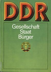 DDR : Gesellschaft, Staat, Bürger (1978)