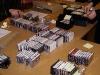 Märkning av kassetter