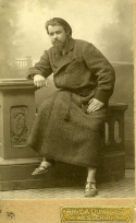 Einar Ljungberg våren 1910