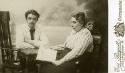 Einar Ljungberg och Kata Dalström, 1909
