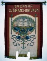 Svenska Sjömansunionens standar