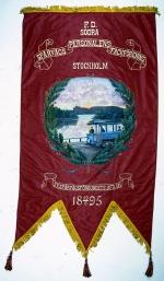 Södra Spårvägspersonalens Fackförening i Stockholms standar