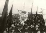 Första majdemonstrationen i Stockholm 1899