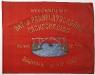 Stockholms Båt- och Pannplåtslagarefackförenings fana 1897