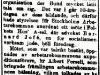 Ur artikel i Social-Demokraten den 9 oktober 1907