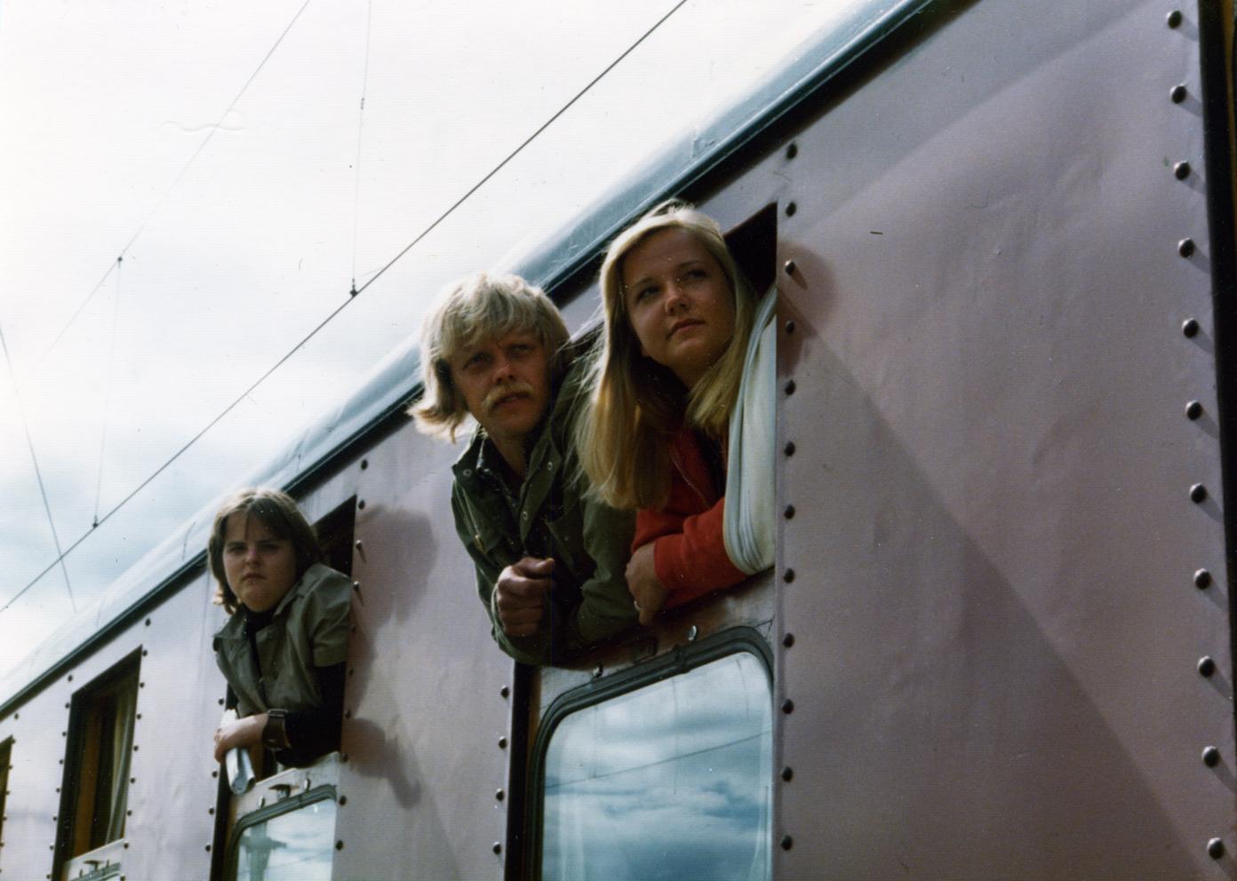 Röda tåg