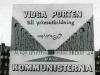 Valbild från 1958, Stockholms arbetarekommuns arkiv