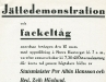 Bild 09. Jättedemonstration och fackeltåg, 1935